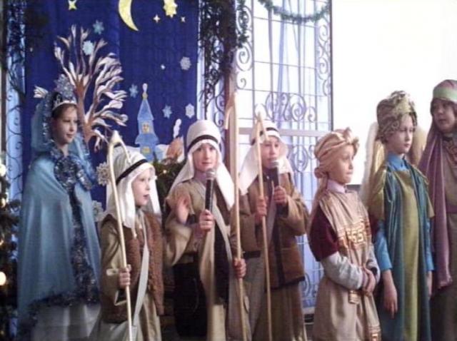 Рождественский утренник (2013)