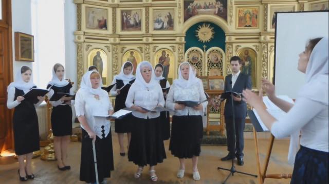 Концерт в день памяти Св. Петра и Февронии (10.07.2016)