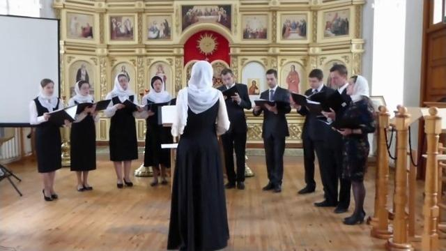 Концерт Жен-мироносиц (04.05.2014)