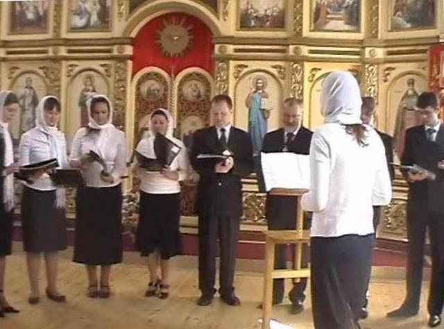 Концерт Жен-мироносиц (18.04.2010)